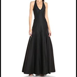 Halston Heritage Black Gown 6